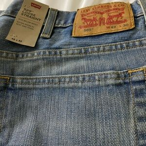 Levi 569 Loose Straight Cut jeans
